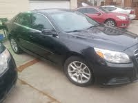 Picture of 2013 Chevrolet Malibu 3LT FWD, exterior, gallery_worthy