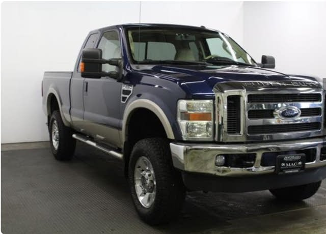 Picture of 2010 Ford F-250 Super Duty XLT SuperCab 4WD