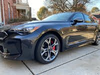 2019 Kia Stinger Picture Gallery