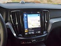 2020 Volvo V60 Hybrid Plug-in T8 Polestar Engineered eAWD, 2020 Volvo V60 T8 Polestar Engineered Navigation Map, interior, gallery_worthy