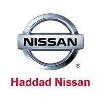 Haddad Nissan logo