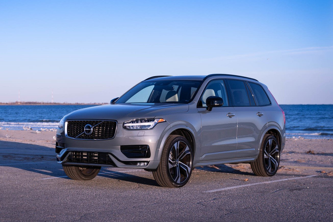2020 Volvo Xc90 Test Drive Review Cargurus