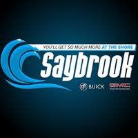 Saybrook Buick GMC logo