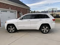 Picture of 2016 Jeep Grand Cherokee Overland 4WD, exterior, gallery_worthy