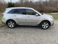Picture of 2013 Acura MDX SH-AWD, exterior, gallery_worthy