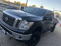 Picture of 2017 Nissan Titan XD SV Crew Cab 4WD, exterior, gallery_worthy