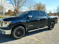 Picture of 2017 Nissan Titan SL Crew Cab 4WD, exterior, gallery_worthy