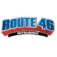 Route 46 Mitsubishi logo