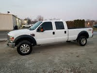 Picture of 2009 Ford F-350 Super Duty FX4 Crew Cab 4WD, exterior, gallery_worthy