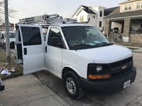 2012 Chevrolet Express Cargo Overview