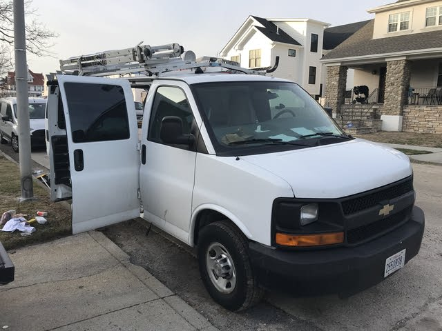 Picture of 2012 Chevrolet Express Cargo 2500 RWD