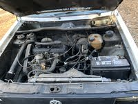 1981 Volkswagen Pickup Overview
