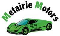 Metairie Motors logo