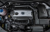 Picture of 2014 Volkswagen CC 2.0T R-Line FWD, engine, gallery_worthy