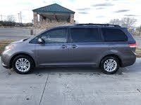 Picture of 2012 Toyota Sienna XLE 7-Passenger, exterior, gallery_worthy