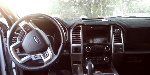 2016 Ford F 150 Interior Pictures Cargurus