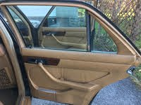 Picture of 1984 Mercedes-Benz 300-Class 300SD Turbodiesel Sedan, interior, gallery_worthy