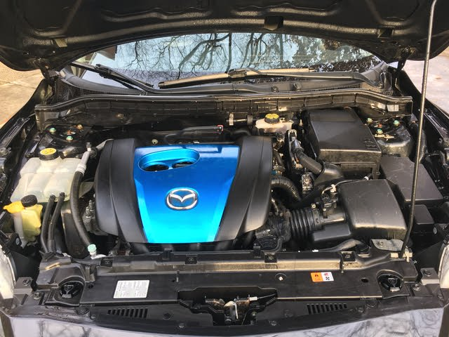 Picture of 2013 Mazda MAZDA3 i Grand Touring Hatchback, engine, gallery_worthy