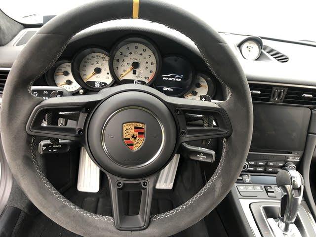 2019 Porsche 911 Interior Pictures Cargurus