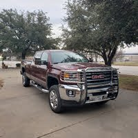Picture of 2016 GMC Sierra 2500HD SLT Crew Cab LB 4WD, exterior, gallery_worthy