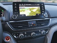 2020 Honda Accord Hybrid Touring Navigation Map, interior, gallery_worthy