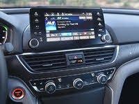 2020 Honda Accord Hybrid Touring Radio Display, interior, gallery_worthy