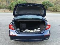 2020 Honda Accord Hybrid Touring Trunk Space, interior, gallery_worthy