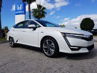 Picture of 2018 Honda Clarity Hybrid Plug-In  Touring FWD, exterior, gallery_worthy