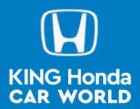 King Honda Car World logo