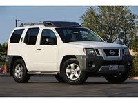 2010 Nissan Xterra Picture Gallery