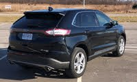 Picture of 2017 Ford Edge Titanium AWD, exterior, gallery_worthy
