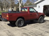 Picture of 1996 Toyota Tacoma 2 Dr STD 4WD Standard Cab SB, exterior, gallery_worthy