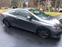 Picture of 2013 Honda Civic Coupe Si with Nav, exterior, gallery_worthy