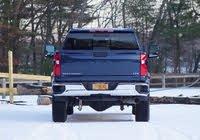 Rear profile of the 2020 Chevrolet Silverado 2500HD., exterior, gallery_worthy