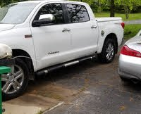 Picture of 2010 Toyota Tundra Limited CrewMax FFV 5.7L 4WD, exterior, gallery_worthy