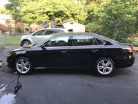 Picture of 2015 Volkswagen Passat TDI SE with Sunroof, exterior, gallery_worthy