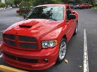 2004 Dodge RAM SRT-10 Overview