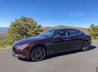 2020 Maserati Quattroporte, Front-quarter view, exterior, manufacturer, gallery_worthy