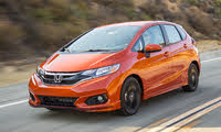 2020 Honda Fit, Front-quarter view, exterior, manufacturer, gallery_worthy