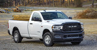 2020 RAM 2500, Front-quarter view, exterior, manufacturer, gallery_worthy