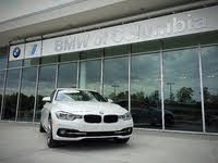 BMW of Columbia logo