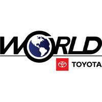 World Toyota logo