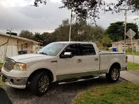 2007 Lincoln Mark LT Picture Gallery