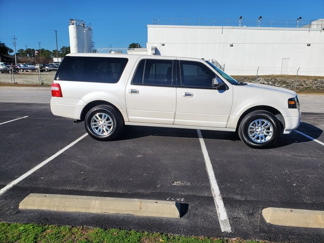 Picture of 2012 Ford Expedition EL Limited