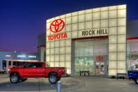 Toyota of Rock Hill logo