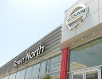 Town North Nissan logo