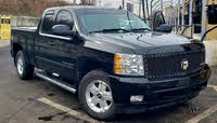 Picture of 2012 Chevrolet Silverado 1500 LTZ Extended Cab 4WD, exterior, gallery_worthy