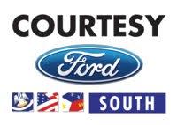 Courtesy Ford South logo