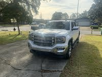 Picture of 2018 GMC Sierra 1500 SLT Crew Cab 4WD, exterior, gallery_worthy