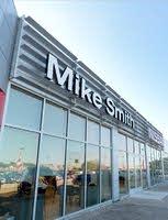 Mike Smith Nissan logo